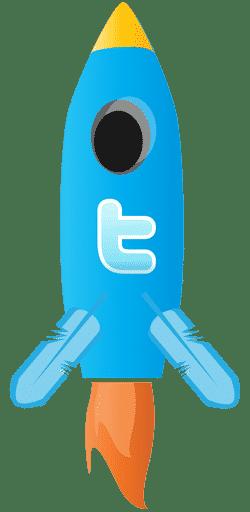 Twitter Rocket