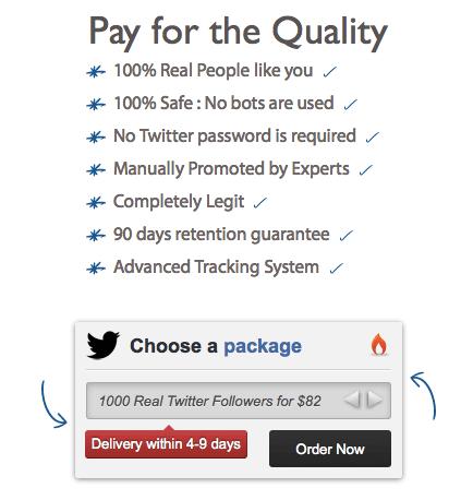 FollowerSale-OrderPage
