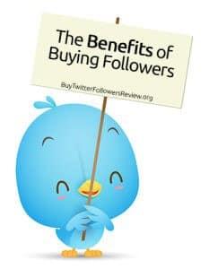 Twitter Followers Benefits