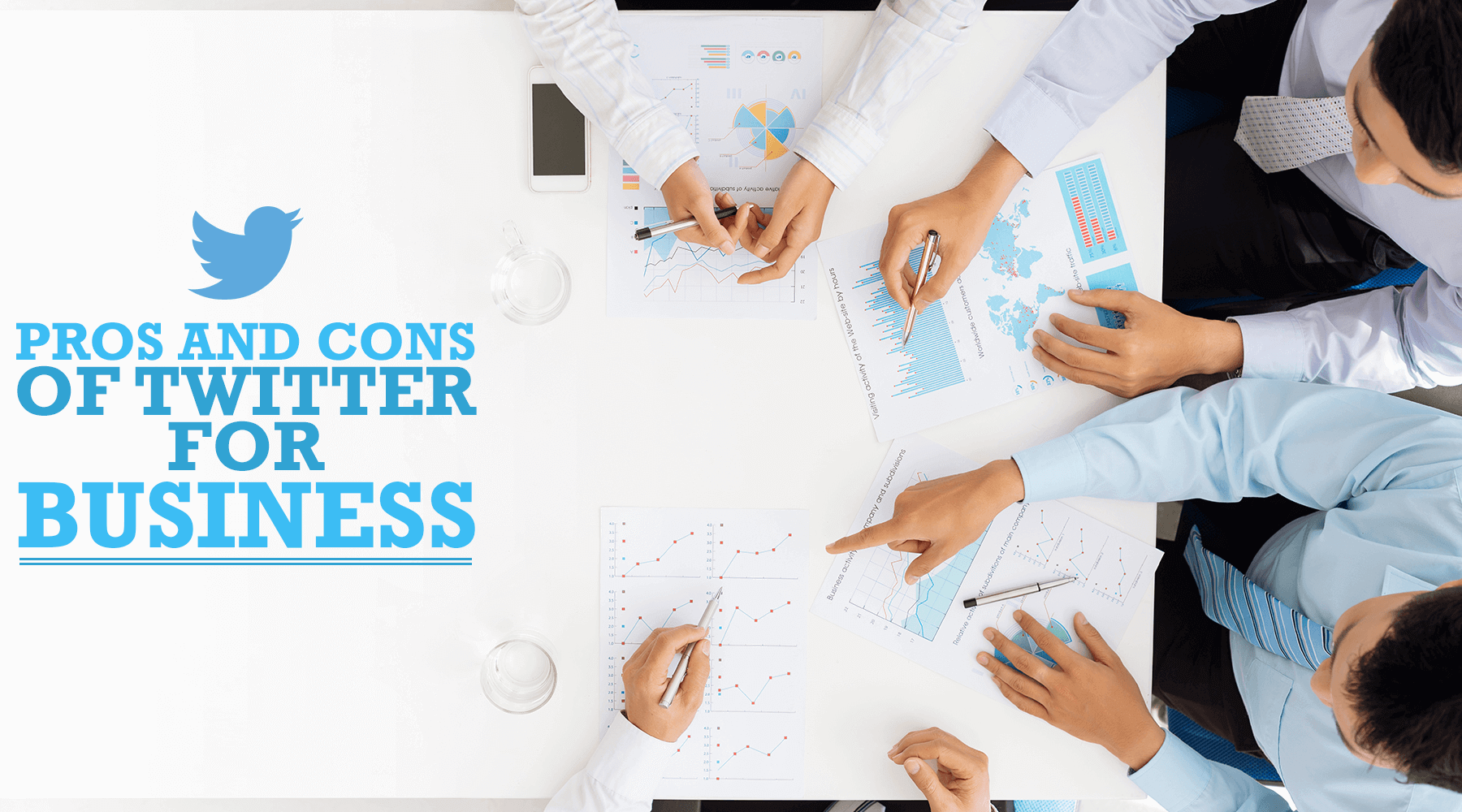 Pros and Cons of Twitter for Business