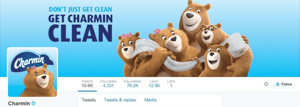 Charmin twitter