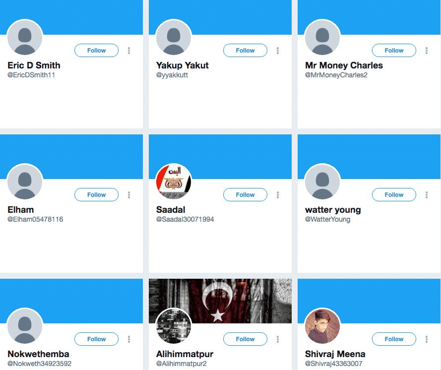 bad twitter followers