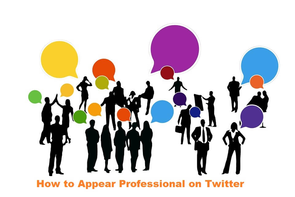 How to Appear Professional on Twitter