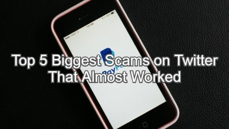 Top 5 Biggest Scams on Twitter That Almost Worked
